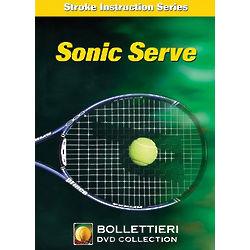 Sonic Serve Tennis DVD
