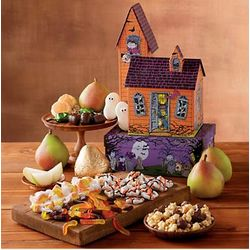 Crooked House Deluxe Treat Gift Tower