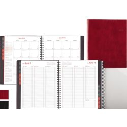 Fashion Appointment Book with Monthly Tabs