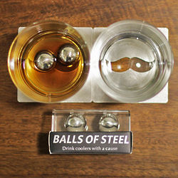 Father's Day Whiskey Chillers Gift Set