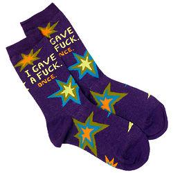I Gave a F*ck, Once Socks