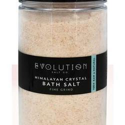 Himalayan Crystal Fine Grind Bath Salts