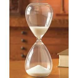 Fifteen-Minute Sand Timer