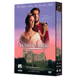 Victoria and Albert DVD Set