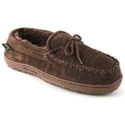 Women's Sheepskin Moccasin Slipper