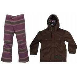 Entourage Jacket and Pant Set
