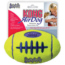 Football Squeaker Tennis Dog Toy