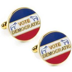 Vintage Democratic Cufflinks