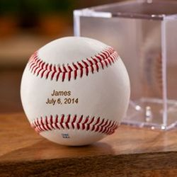 Personalized Baseball