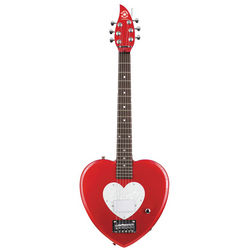 Girl's Debutante Heartbreaker Electric Guitar Starter Pack