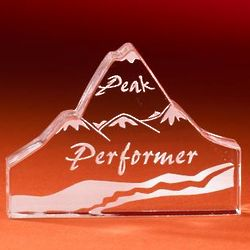 Peak Performer Mini-Rave Award