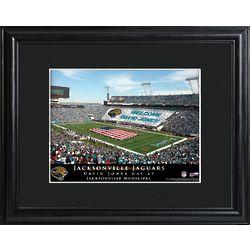Jacksonville Jaguars Stadium Personalized Print