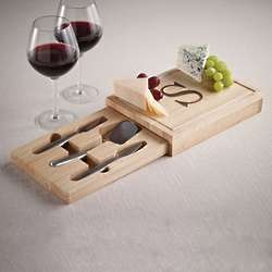Personalized Wooden Cheese Board