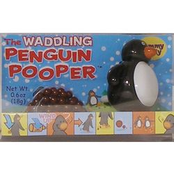 Penguin Candy Pooper