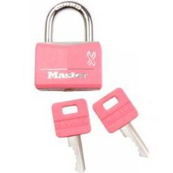 """Breast Cancer Awareness"" Padlock"