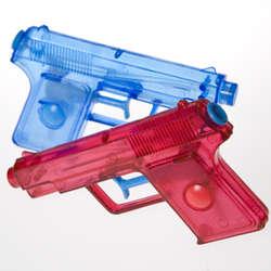 """6"""" Super Squirter Water Gun"""