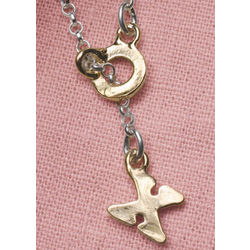X and O Necklace