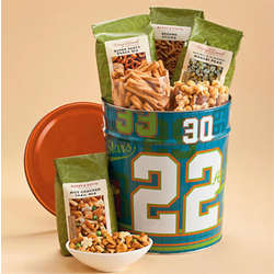 Sports Treats Gift Tin