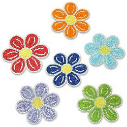 Cheerful Daisies Beaded Coasters