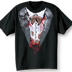 Zombie Tuxedo T-Shirt
