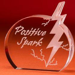 Positive Spark Mini-Rave Award