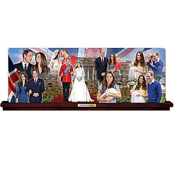 Royal Family's Historic Moments Collector's Plates