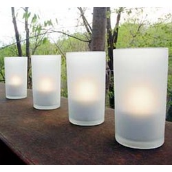 Rechargeable Votive Candles