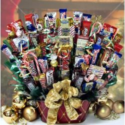 All That Glitters is Gold Gift Basket