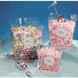 Wedding Candy Buffet Plastic Container
