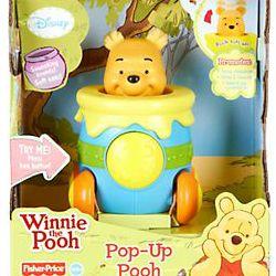Winnie the Pooh Pop-Up Pooh