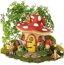 Fairy Village Collection Toys