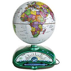 Talking Odyssey III Interactive Tabletop Globe - FindGift.com