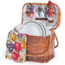 Romance Picnic Basket
