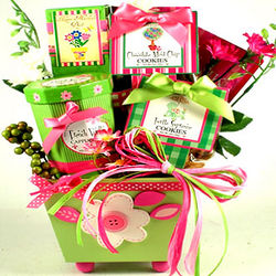 Gourmet Food Gift Bouquet For Her