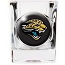 Jacksonville Jaguars Personalized Shot Glass