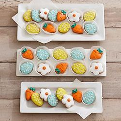 30 Easter Honey-Vanilla Cookies