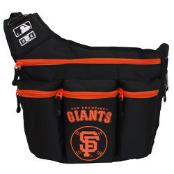 San Francisco Giants Diaper Bag