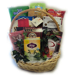 Heart Health Get Well Gift Basket