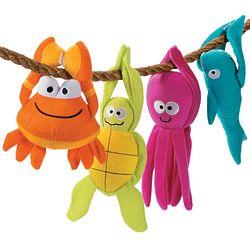 Plush Long Arm Sea Creature Toys