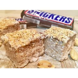 6 Snickers Gourmet Marshmallows