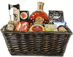 Connoisseur Gift Basket