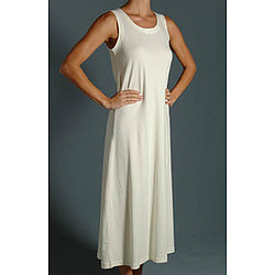 Ankle Length Sleeveless Butterknits Nightgown