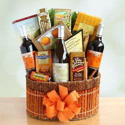 California Wine Trio Gift Basket