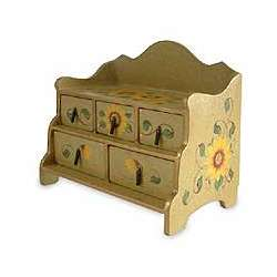 Sunflowers Chest of Drawers
