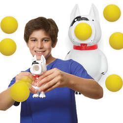Dog Popper Foam Ball Shooter
