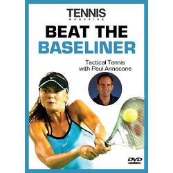 Human Kinetics Beat the Baseliner Tennis DVD