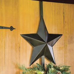 Metal Star Wreath Hanger