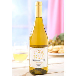 Hello Kitty California Chardonnay
