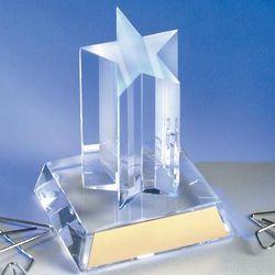 Rising Star Acrylic Award