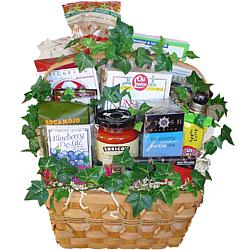 Deluxe Heart Health Get Well Gift Basket